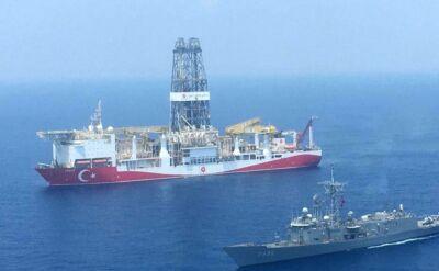 Unia Europejska ukarała Turcję za podmorskie wiercenia koło Cypru