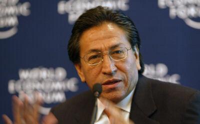 Były prezydent Peru aresztowany w USA