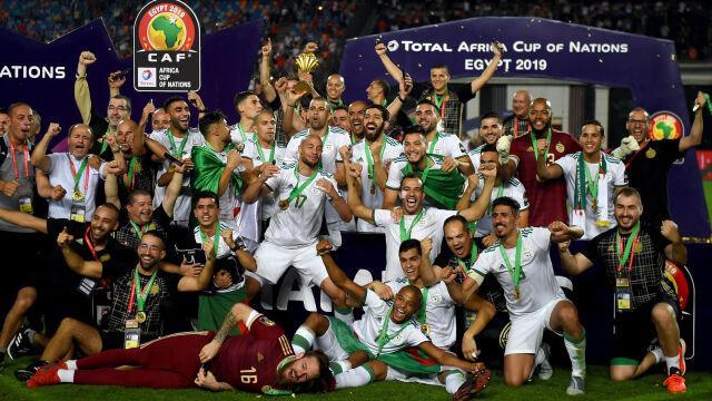 Algieria świętuje. Niecodzienny gol zdecydował o mistrzostwie