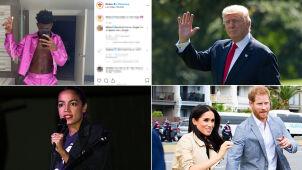 Oto najbardziej wpływowi ludzie w internecie. Muzycy, politycy, książęta i aktywiści