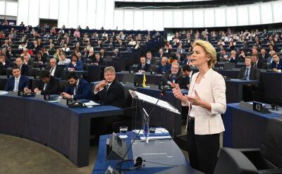 Grupa Odnowić Europę gotowa poprzeć von der Leyen, ale stawia warunek