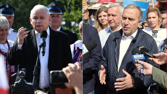 Kto wygra jesienne wybory parlamentarne? Sondaż dla