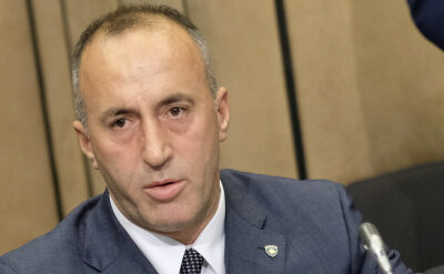 Premier Kosowa Ramush Haradinaj podał się do dymisji