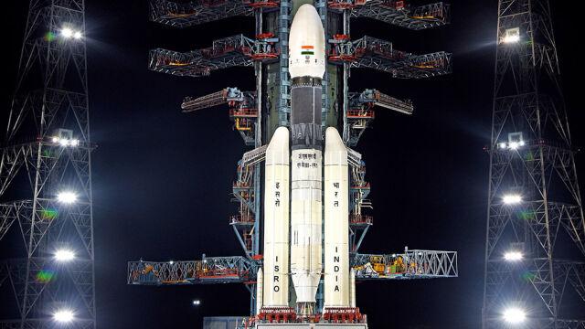 Indie w ostatniej chwili odwołały misję. Mieli lądować na Księżycu