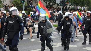 """""""Wszyscy przyzwoici Polacy muszą powiedzieć: dość przemocy"""""""