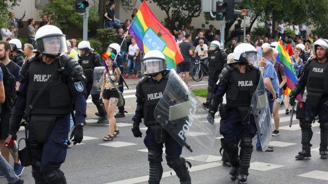 """""""Wszyscy przyzwoici Polacy, niezależnie  od poglądów, muszą powiedzieć: dość przemocy"""""""