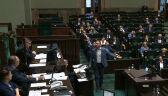 """Poseł Nitras ukarany przez marszałka Sejmu (materiał """"Polska i Świat"""" z czerwca 2018 roku)"""