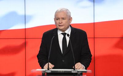 Kaczyński: będzie dużo skromniej