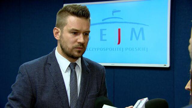 Grzegrzółka: mamy do czynienia z 23 połączeniami w ciągu tej kadencji Sejmu