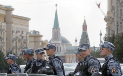 Kolejny protest opozycji w centrum Moskwy