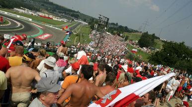 Tysiące Polaków na GP Węgier.