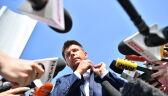 Ryszard Petru odchodzi z Nowoczesnej. Pytania dziennikarzy