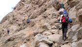 Karawana na Nanga Parbat w drodze