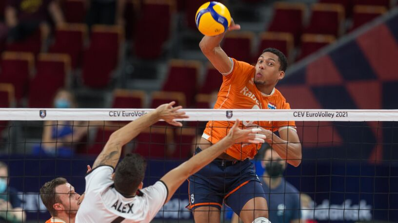 Kulisy wyrzucenia holenderskiego siatkarza z mistrzostw Europy