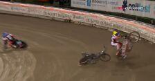 Groźny wypadek w pierwszym półfinale w 2. rundzie mistrzostwa świata juniorów