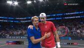 Zverev pokonał Isnera w 2. dniu rywalizacji w Laver Cup
