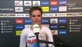 Wywiad z Aleną Iwanczenko, mistrzynią świata w jeździe ind. na czas juniorek
