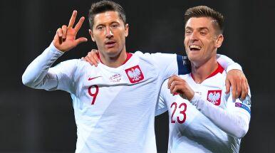 Bez Lewandowskiego, Milika i Piątka na Wembley?
