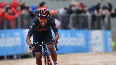 Turbo Bernal. Piorunujący atak Kolumbijczyka na 9. etapie Giro d'Italia