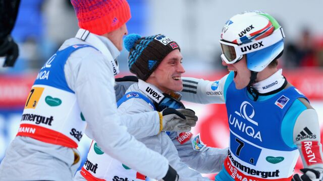 Skład norweskiej kadry skoczków na sezon olimpijski. Są wielkie powroty