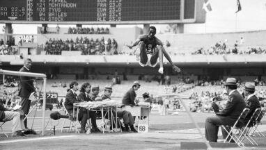 Bob Beamon - człowiek, który skoczył poza skalę