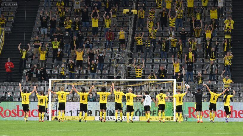 """""""Proszę, nie jedźcie do Berlina"""". Apel klubu przed finałem Pucharu Niemiec"""