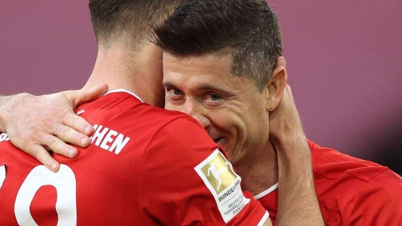 """Niemcy wyczekują rekordu """"Lewego"""". Wymyślili nawet specjalne hasło"""