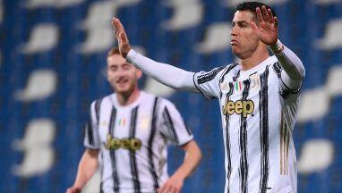Jubileuszowy gol i dwa wielkie rekordy Ronaldo.