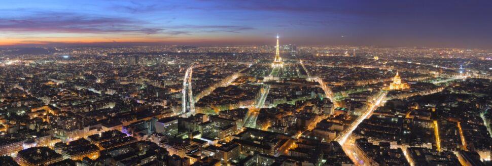 Pięć dronów nad Paryżem. Służby zaskoczone