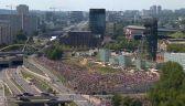 Ruszyła defilada. Ulicami Katowic kroczą wszystkie pododdziały polskich wojsk