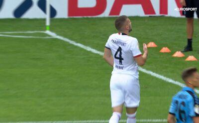 Mannheim - Eintracht Frankfurt 3:5 - drugi gol Rebicia