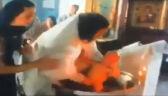 Kapłan zawieszony po brutalnym chrzcie niemowlęcia