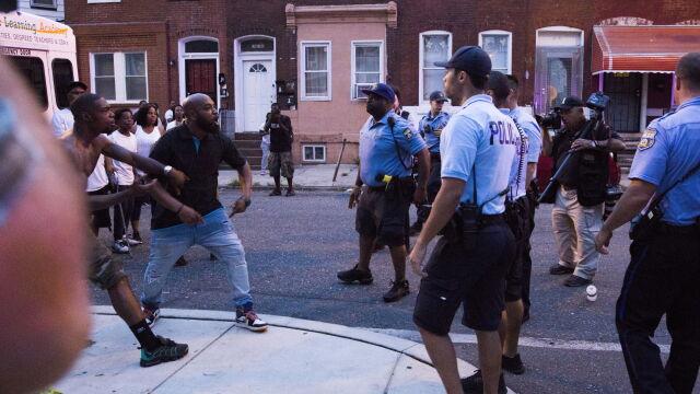 Strzelanina w Filadelfii, ranni policjanci. Napastnik zatrzymany