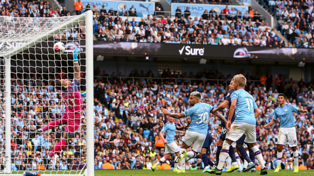 """VAR """"gra"""" dla Tottenhamu. Manchester City zatrzymany"""