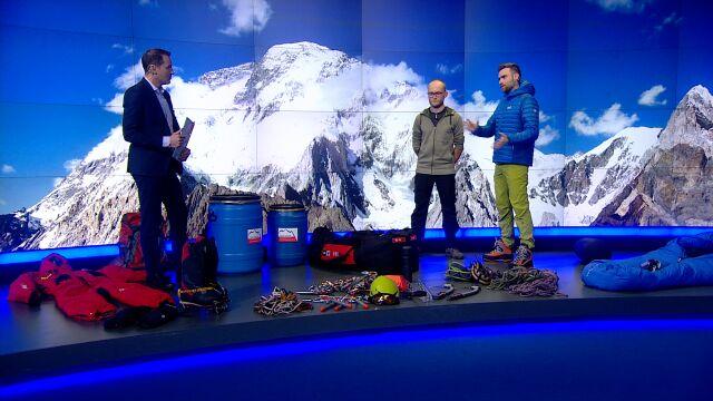 """Ekipa """"Faktów"""" TVN rusza do bazy pod K2. """"Za dziesięć dni na miejscu"""""""
