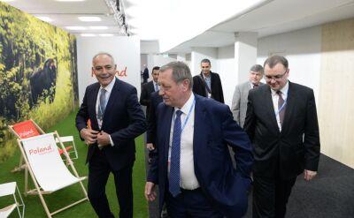 Kowalczyk o dymisji Szyszki: zabrakło dialogu z Brukselą, dostałem zadanie łagodzenia sporów