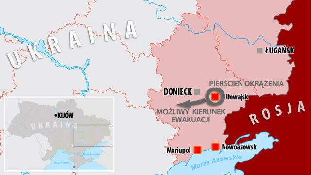"""Nawet 7 tys. Ukraińców w """"iłowajskim kotle"""". To głównie ochotnicze bataliony"""