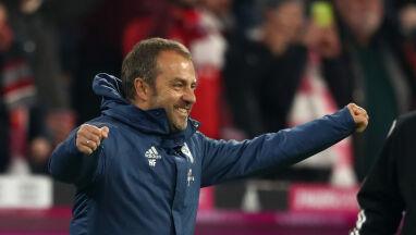 Flick trenerem Bayernu przynajmniej do końca sezonu