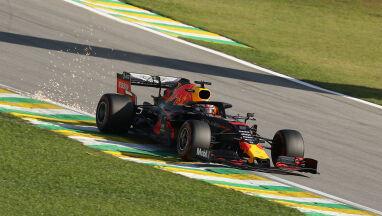 Zawstydził mistrza. Verstappen z pole position przed Grand Prix Brazylii