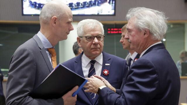 Szef MSZ: państwa Unii zaniepokojone zmianą polityki Francji wobec NATO