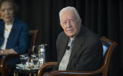 Jimmy Carter w szpitalu