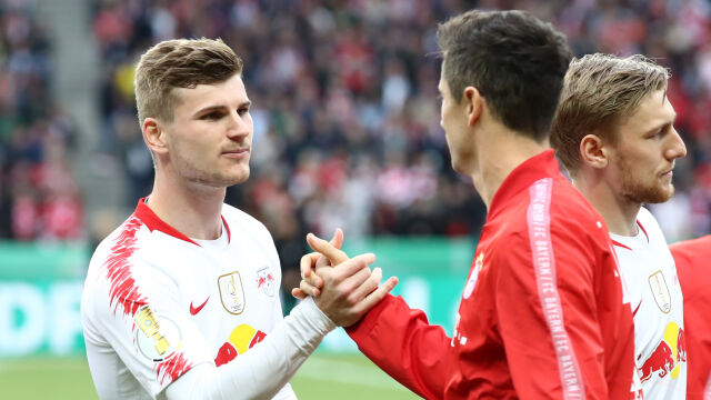 """Lewandowski? To ta sama półka co Messi i Ronaldo"""