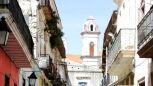 Król Hiszpanii Filip VI spacerował ulicami Hawany