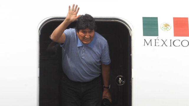 Obalony w Boliwii, uciekł z kraju. Evo Morales wylądował w Meksyku