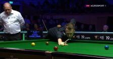 Było blisko! Trump atakował brejka maksymalnego w finale Northern Ireland Open