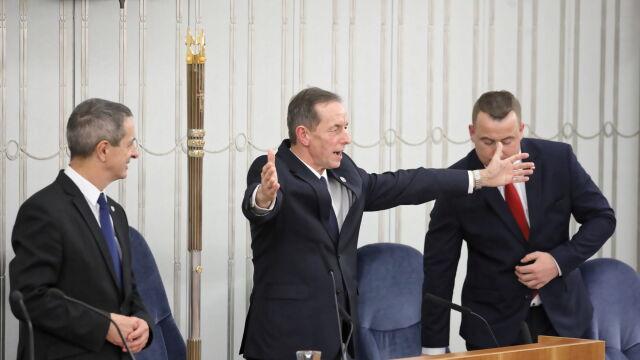 Marszałkiem Senatu został Tomasz Grodzki
