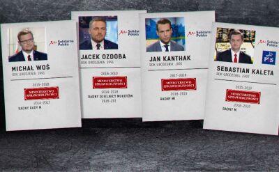 """Drużyna """"nowego pokolenia"""" Patryka Jakiego"""