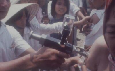 Szczepienia przeciw dżumie w Wietnamie, 1968 rok