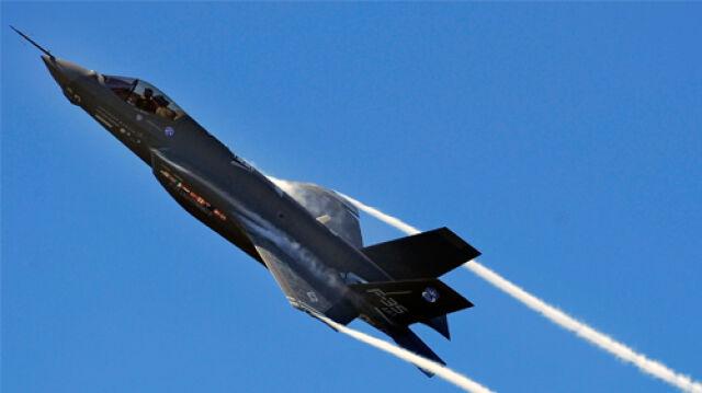 Nic się nie ukryje przed F-35