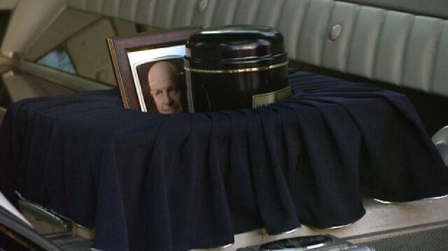 Pożegnanie Jana Machulskiego